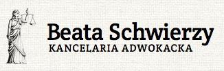 Beata Schwierzy, adwokat - Poznań